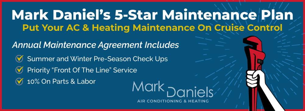 air conditioning and heating maintenance mesa az