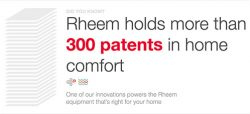 Rheem Holds More than 300 Patents in Home Comfort in Arizona